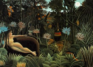 Henri Rousseau, Le rêve