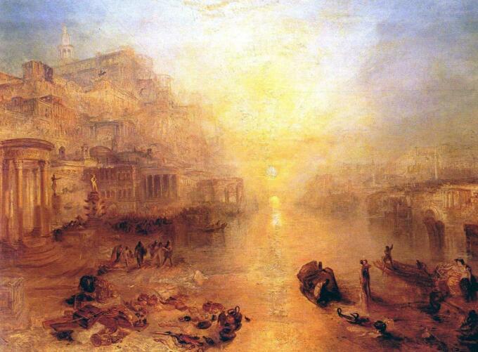Ovid tokoh penting sastra Romawi diasingkan dari Roma