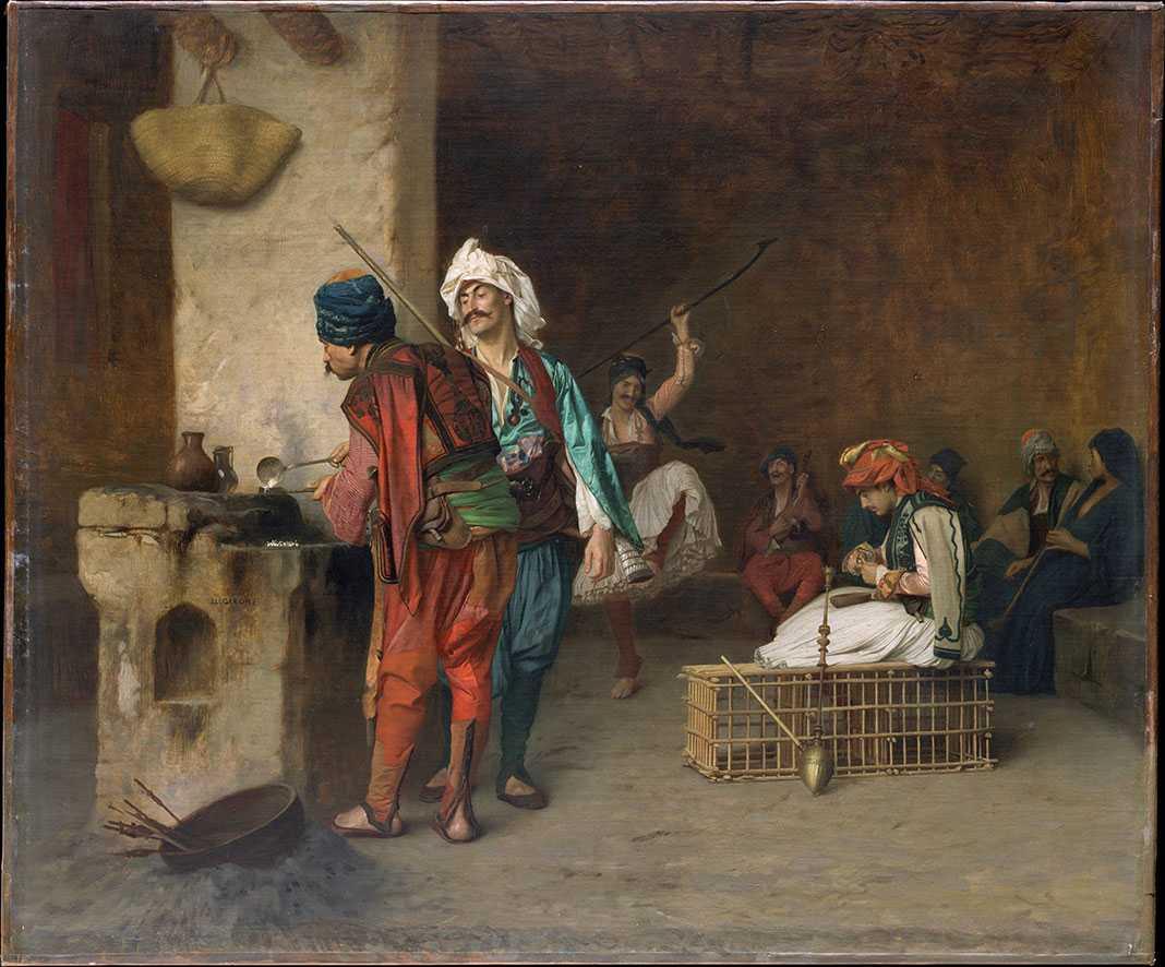 Jean-Léon Gérôme: Melampaui Orientalisme 17 lukisan jean-léon gérôme