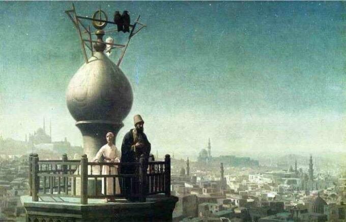 lukisan Jean-Léon Gérôme