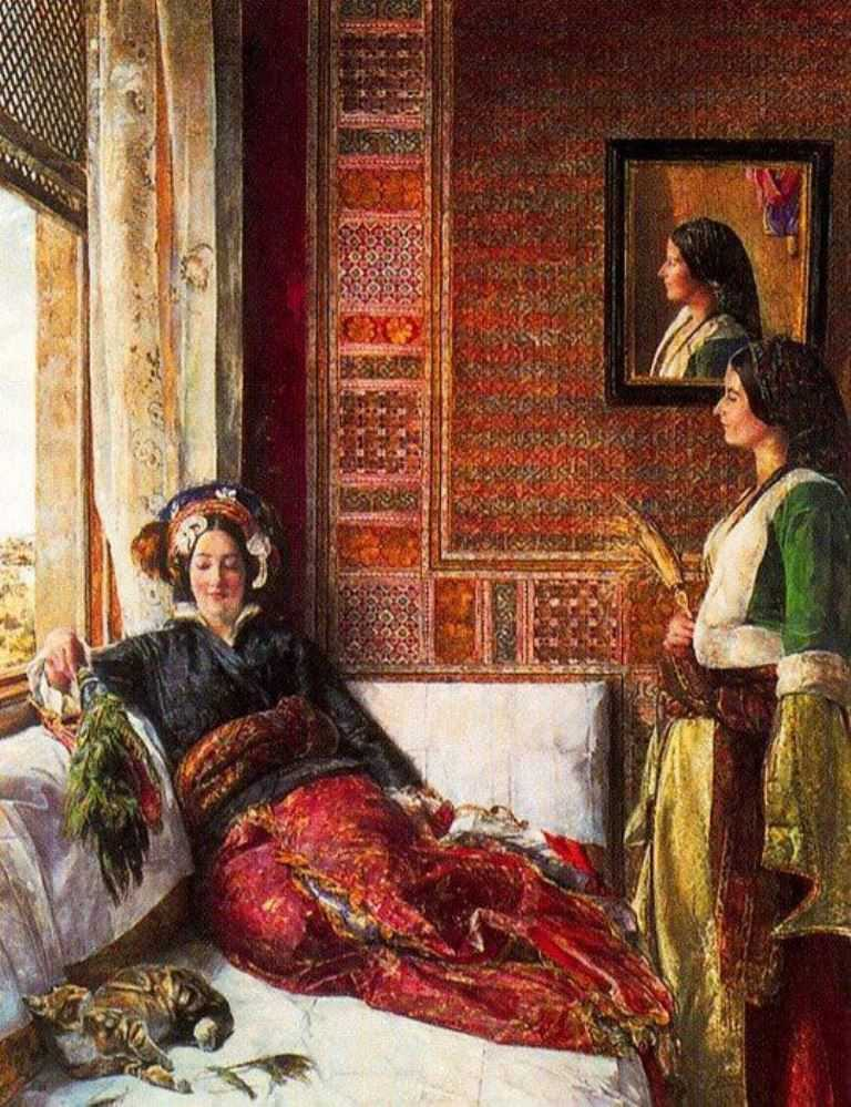 Jean-Léon Gérôme: Melampaui Orientalisme 18 lukisan jean-léon gérôme,lukisan orientalisme,kritik orientalis,kritik edward said terhadap orientalisme,imajinasi barat atas timur