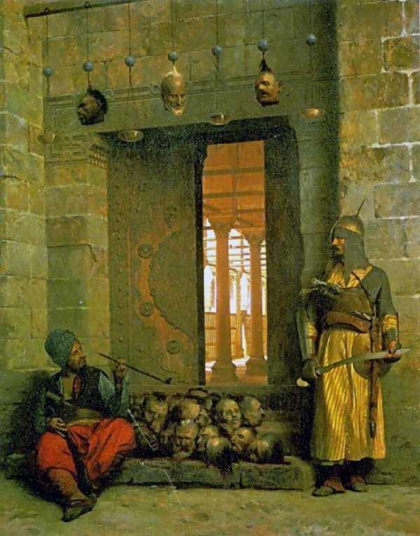 Jean-Léon Gérôme: Melampaui Orientalisme 31 lukisan jean-léon gérôme,lukisan orientalisme,kritik orientalis,kritik edward said terhadap orientalisme,imajinasi barat atas timur