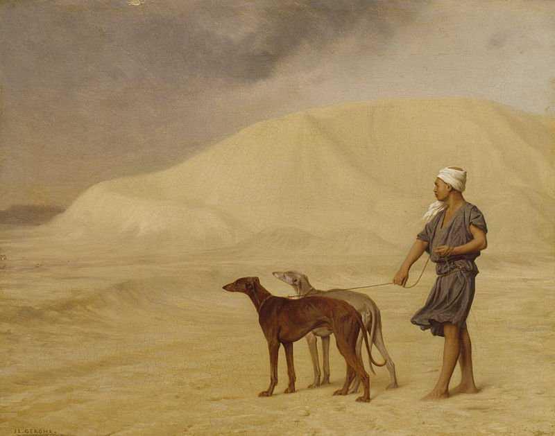 Jean-Léon Gérôme: Melampaui Orientalisme 6 lukisan jean-léon gérôme,lukisan orientalisme,kritik orientalis,kritik edward said terhadap orientalisme,imajinasi barat atas timur