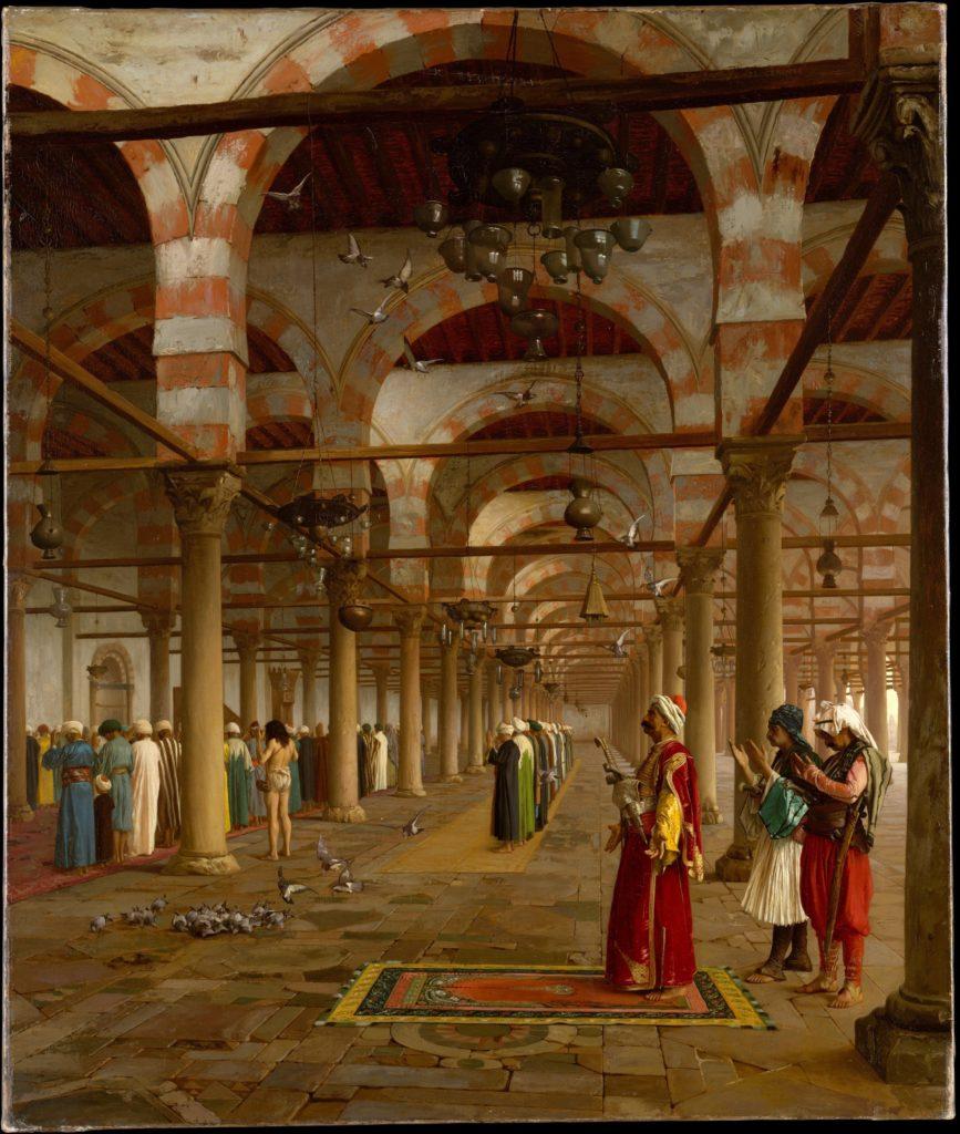 Jean-Léon Gérôme: Melampaui Orientalisme 14 lukisan jean-léon gérôme,lukisan orientalisme,kritik orientalis,kritik edward said terhadap orientalisme,imajinasi barat atas timur
