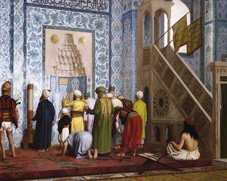 Jean-Léon Gérôme: Melampaui Orientalisme 20 lukisan jean-léon gérôme,lukisan orientalisme,kritik orientalis,kritik edward said terhadap orientalisme,imajinasi barat atas timur