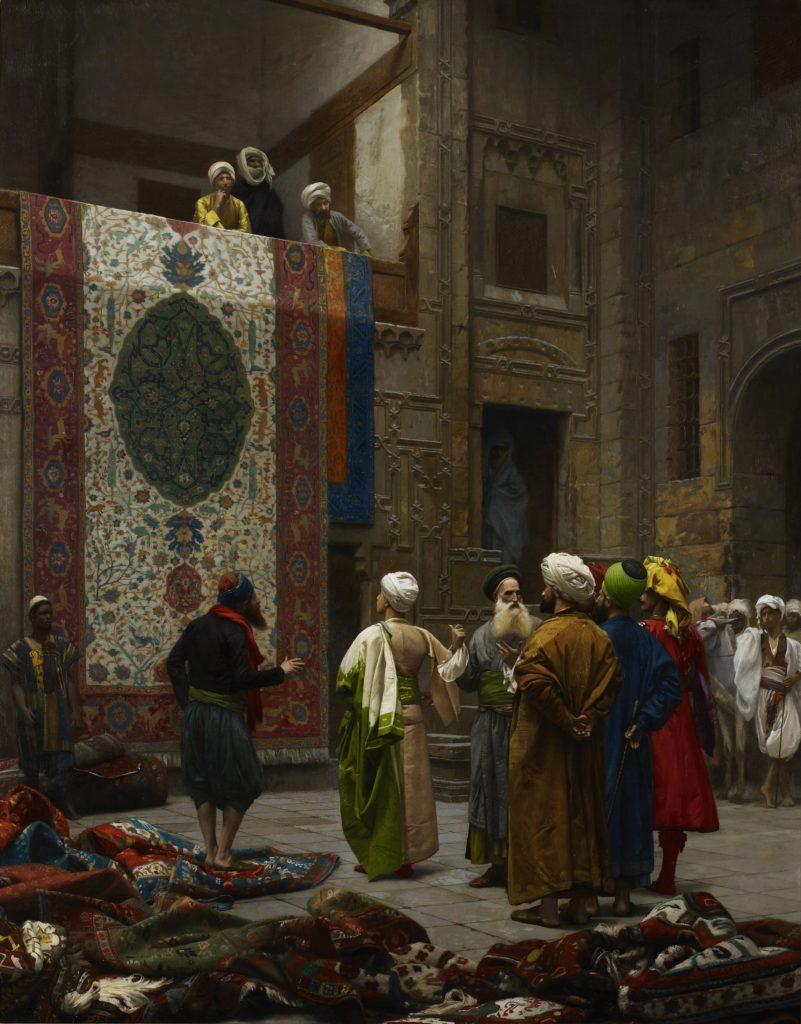 Jean-Léon Gérôme: Melampaui Orientalisme 16 lukisan jean-léon gérôme,lukisan orientalisme,kritik orientalis,kritik edward said terhadap orientalisme,imajinasi barat atas timur