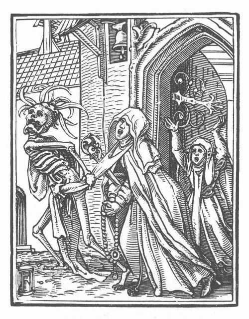 Tarian Kematian Hans Holbein 2