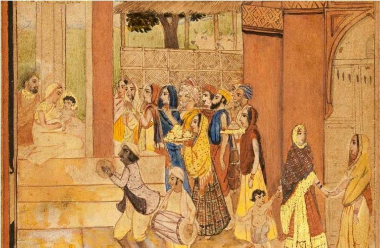 Abanindranath Tagore dan Aliran Seni Bengali