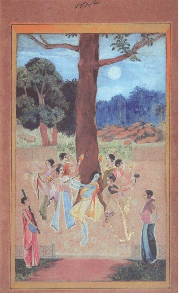 Lukisan India #1: Abanindranath Tagore dan Aliran Seni Bengali 10 lukisan india
