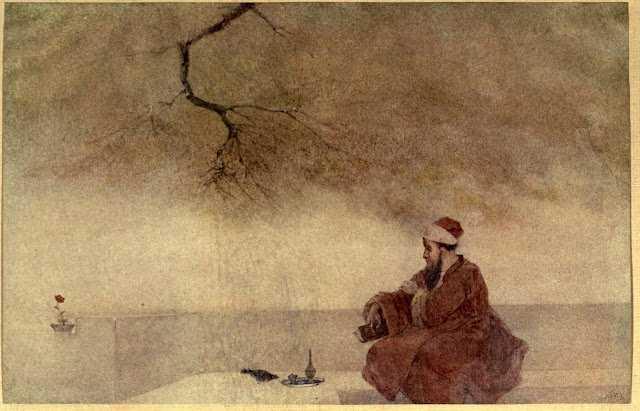 Lukisan India #1: Abanindranath Tagore dan Aliran Seni Bengali 18 lukisan india