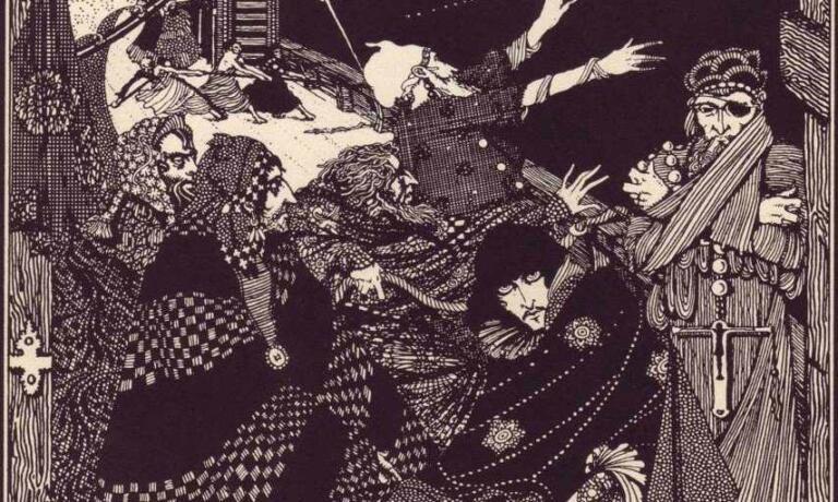 Danse Macabre (Bagian 3): Satir Kematian Edgar Allan Poe