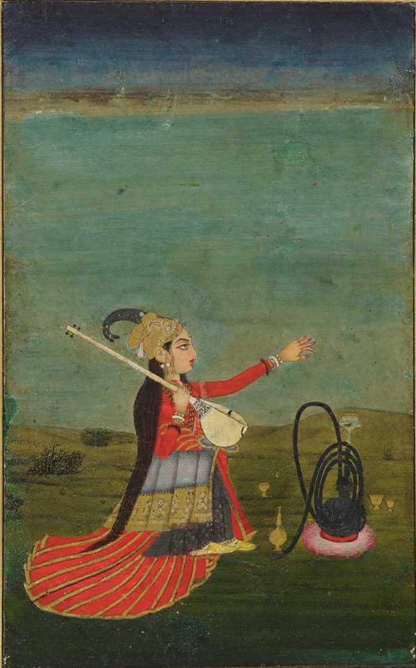 Pengaruh Persia dalam Aliran Seni Mughal 6 Pengaruh Persia