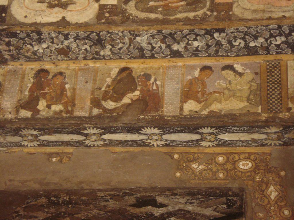 Ziarah Mural Ajanta 8 Mural Ajanta