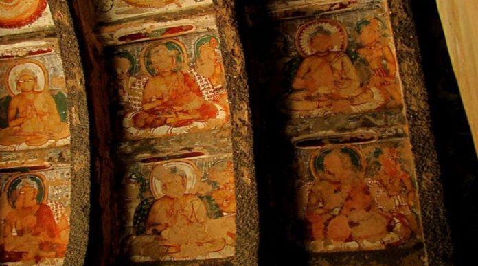 Ziarah Mural Ajanta 9 Mural Ajanta