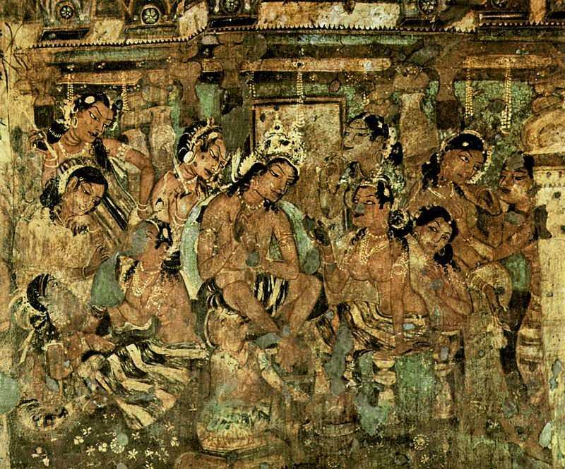 Ziarah Mural Ajanta 6 Mural Ajanta