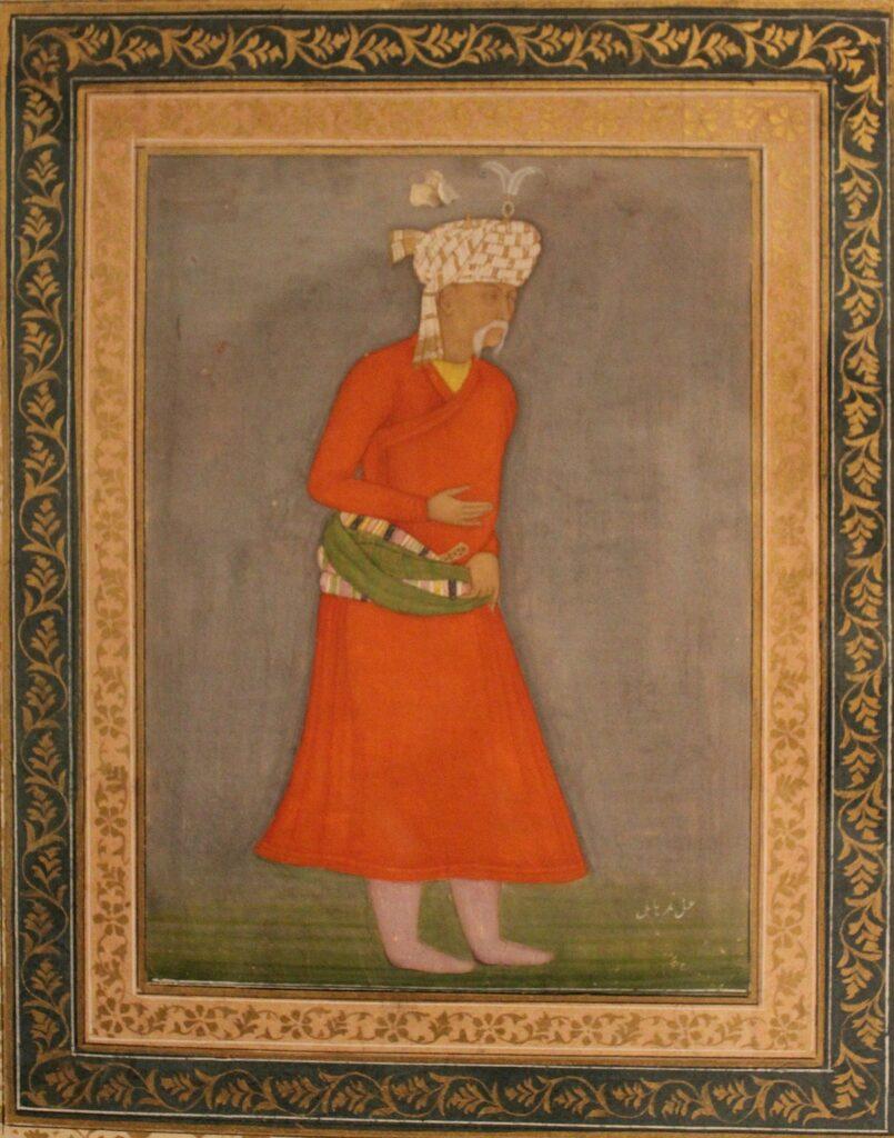 Pengaruh Persia dalam Aliran Seni Mughal 2 Pengaruh Persia