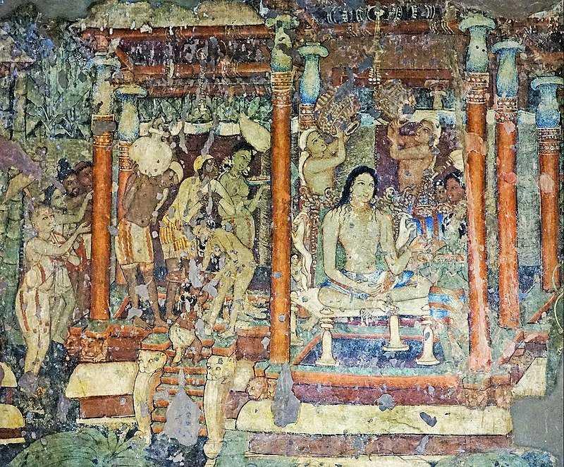 Ziarah Mural Ajanta 2 Mural Ajanta