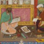 Pengaruh Persia dalam Aliran Seni Mughal