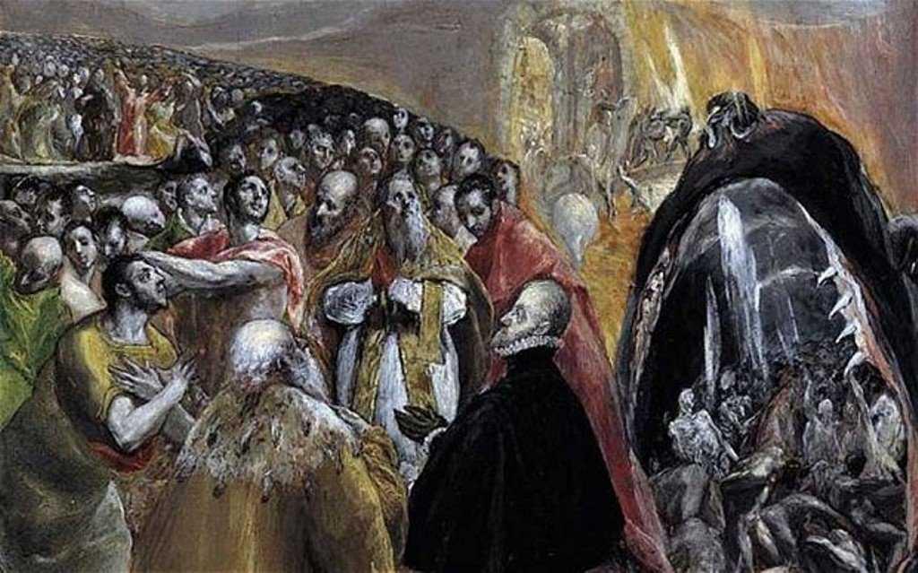 Lukisan Apokaliptik El Greco 32 Apokaliptik