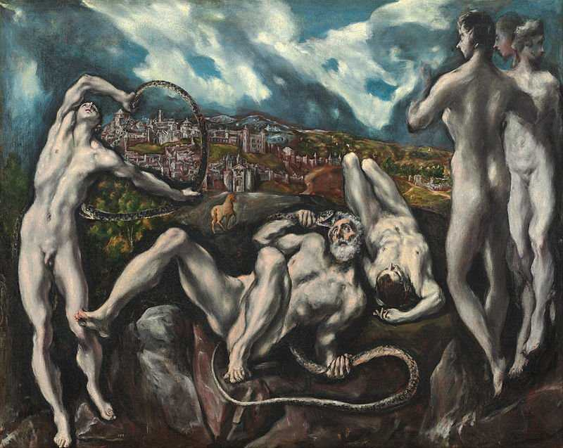 Lukisan Apokaliptik El Greco 29 Apokaliptik