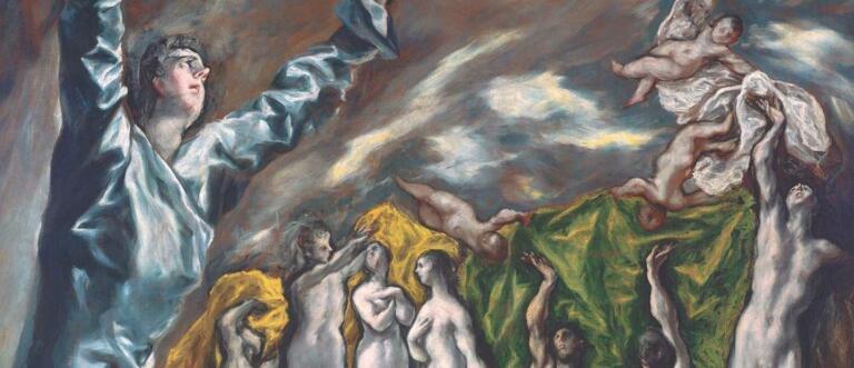 Lukisan Apokaliptik El Greco
