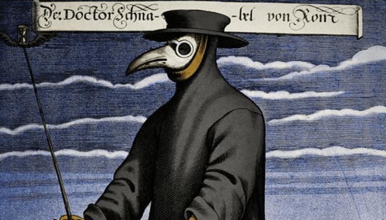 Dokter di Masa Wabah (Catatan dari Pavia)