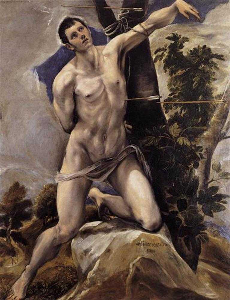 Lukisan Apokaliptik El Greco 30 Apokaliptik