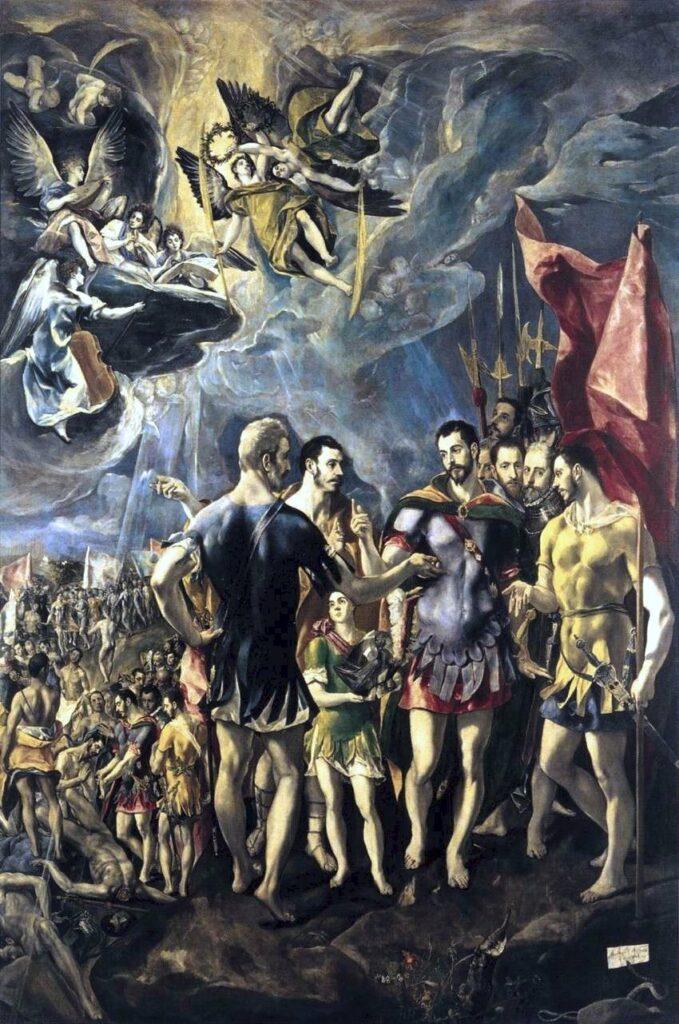 Lukisan Apokaliptik El Greco 27 Apokaliptik