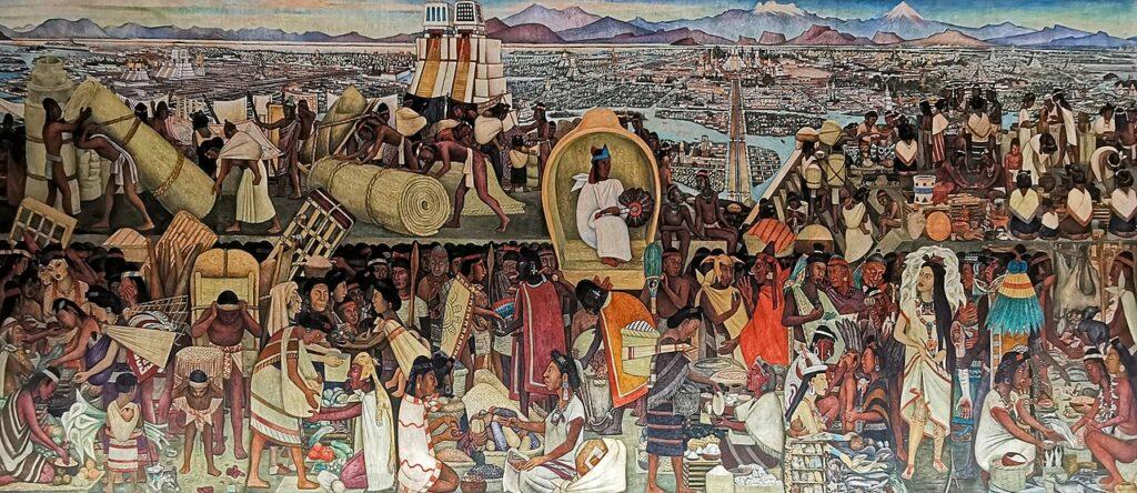 Gerakan Mural Meksiko 3