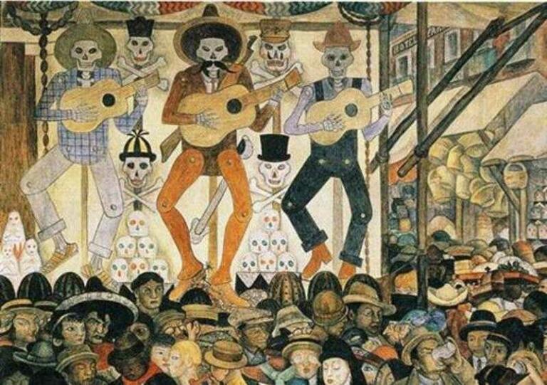 Los Tres Grandes: Tiga Pilar Gerakan Mural Meksiko