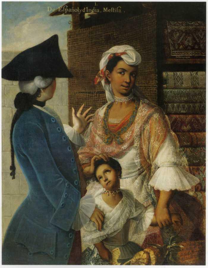 Lukisan Kolonial Meksiko: Gothik dan Baroq di Tenochtitlan 6 Lukisan Kolonial Meksiko