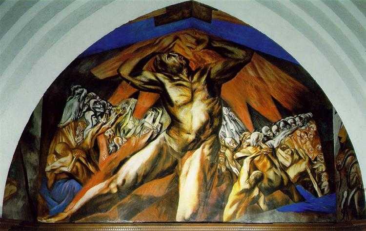 Gerakan Mural Meksiko 8