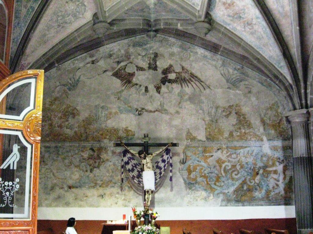 Lukisan Kolonial Meksiko: Gothik dan Baroq di Tenochtitlan 14 Lukisan Kolonial Meksiko