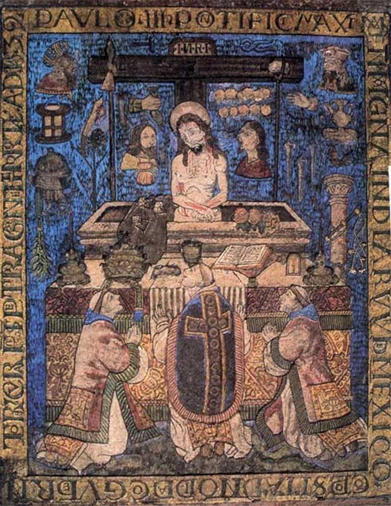 Lukisan Kolonial Meksiko: Gothik dan Baroq di Tenochtitlan 4 Lukisan Kolonial Meksiko