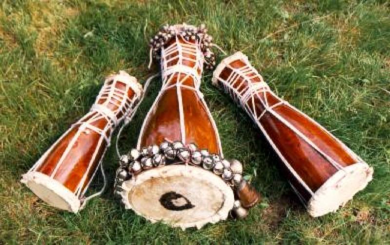 Musik Kuba - Bata drums
