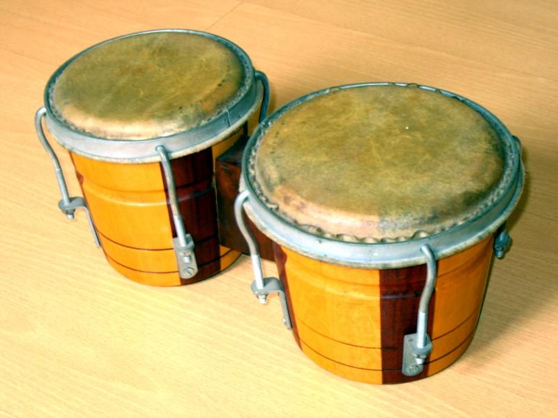 Musik Kuba - Bongo