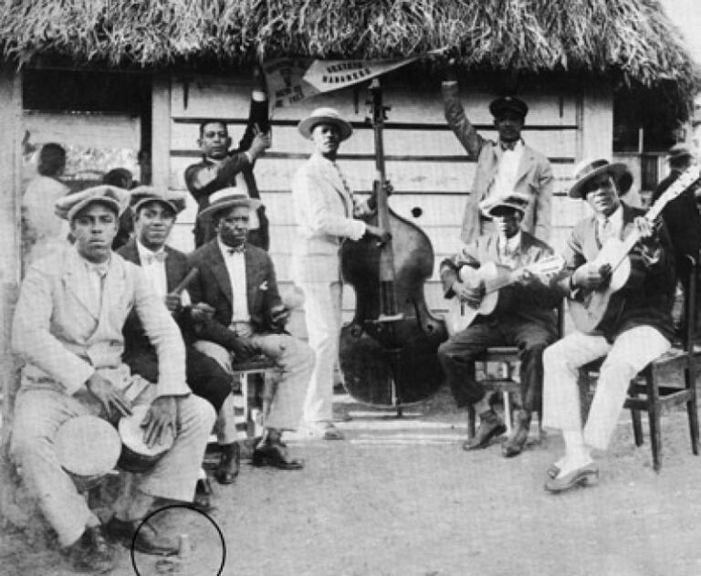 Musik Kuba - Sextet Habanero