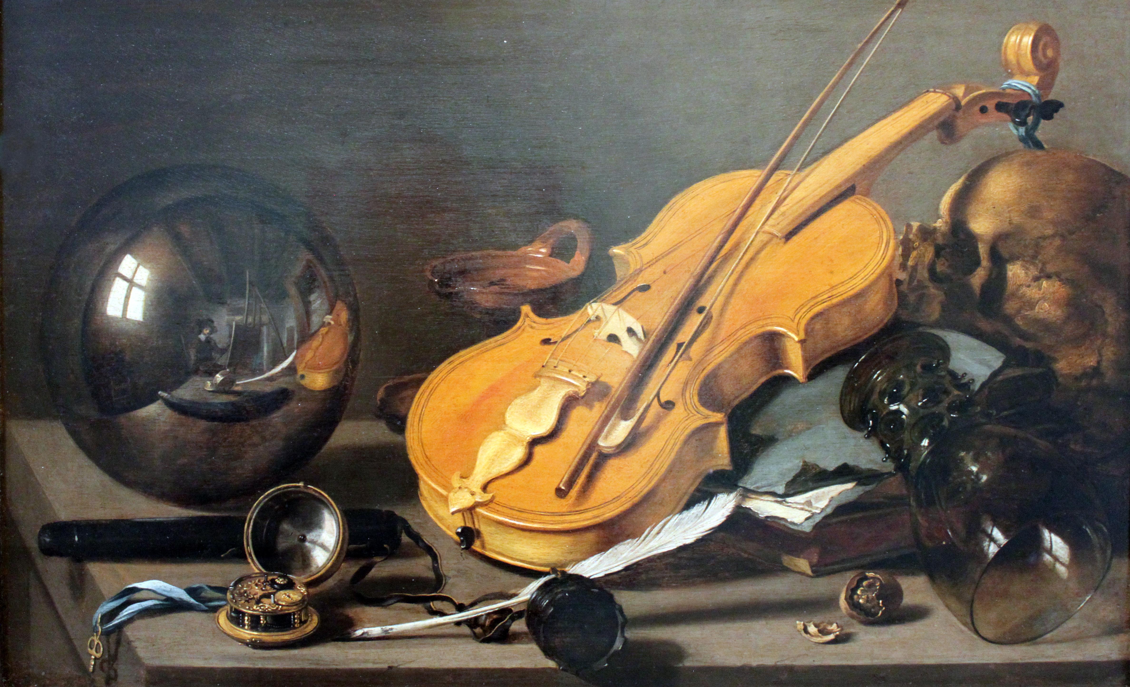 Lukisan Vanitas