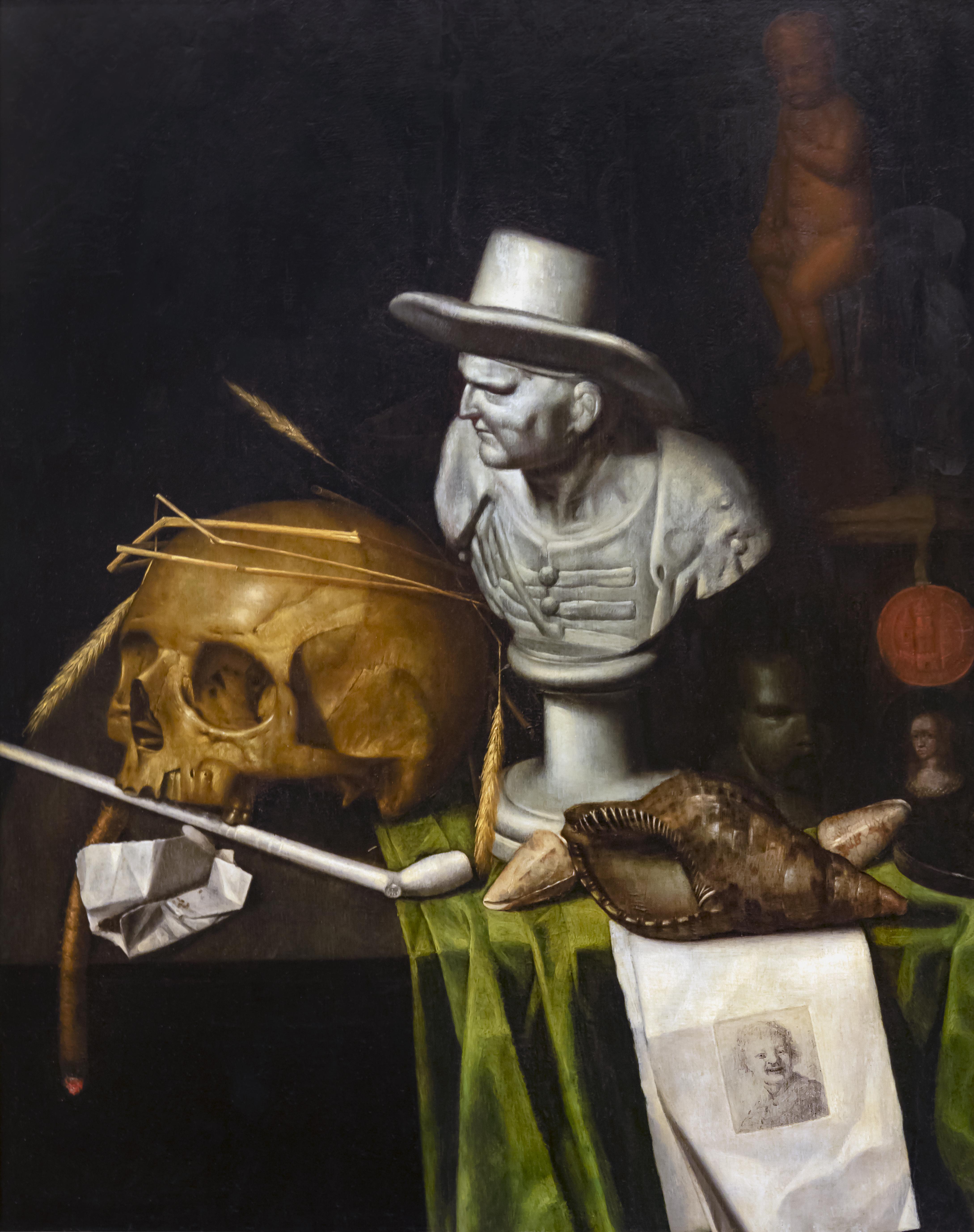 Lukisan Vanitas - Johann de Cordua