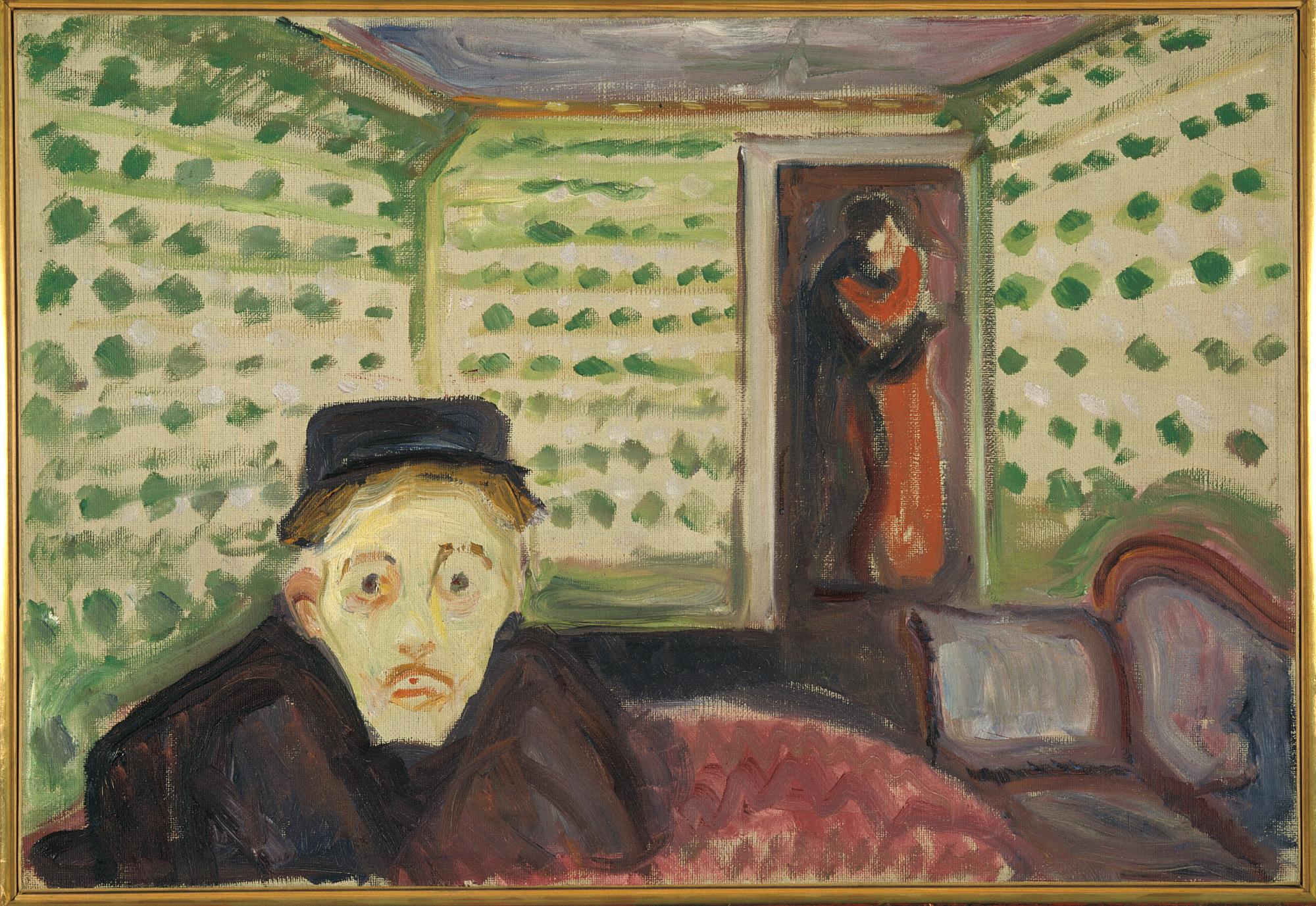 Lukisan Edvard Munch